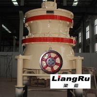 Buy cheap Adjustable Single Cylinder Hydraulic Cone Crusher For Silica Sand Powder Plant from wholesalers