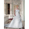 China Plus Size Strapless Wedding Dress wholesale