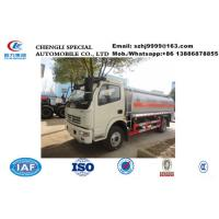 China HOT SALE!customized Dongfeng duolika 6,000Liters-8,000Liters fuel tank truck Factory sale best price dongfeng refueler wholesale
