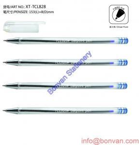 China fine point cheap pen, fine tip ball point pen, durable ink pen wholesale