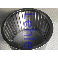 China Stainless Steel 316L Vee Wire Screen , Wedge Wire Filter For Horizontal Sand Mill wholesale