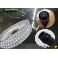China Warm White Led Flexible Tape Light , Waterproof Led Strip Lights Over Current Protection on sale