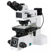 China Binocular Compound Metallurgical Optical Microscope Moving XY 105mm * 105mm wholesale