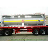 20FT / 30FT ISO Tank Container For Transport C9 Aromatics  20000L