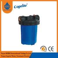 """China 10"""" Big Blue PP Water Filter Housing For RO System / RO Water Filter Parts wholesale"""