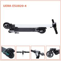 China 6.5 Inch Aluminum Alloy Foldable Electric Scooter Samsung Battery With CE  FCC Certificated wholesale