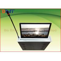China Conference Microphone LCD Monitor Lift with 18.5 Inch Ultra thin Screen for Audio System wholesale