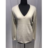 Spring / Autumn Womens Cashmere Sweaters Soft Hand Feeling BGAX16103