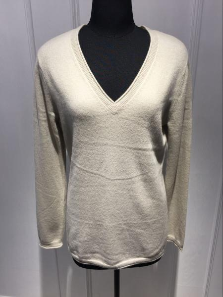 Quality Spring / Autumn Womens Cashmere Sweaters Soft Hand Feeling BGAX16103 for sale