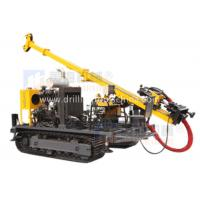 China Split Type Diamond Core Drilling Rig / 66kW Hydraulic Rotary Drilling Rig wholesale