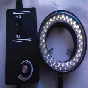 China LED ring light microscope optic parts UV ultraviolet radiation purple light 365nm on sale