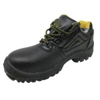 China Military Steel Toe Boots , High Hardness Steel Toe Hiking Boots Goodyear Welt Construction on sale