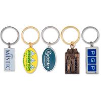 Quality Leather Metal Key Ring for sale