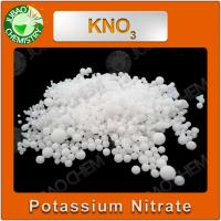 China 99.7% Fertilizers Potassium Nitrate price on sale