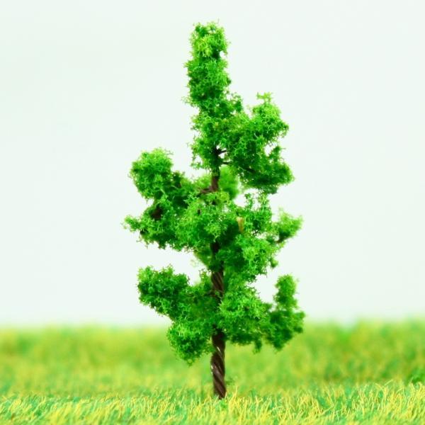 ...зеленый провод дерево пальмы 3,2 см. E209 Миниатюра масштаба модели деревьев Грин Avenue посадки деревьев из бисера.