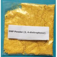 China Medical Weight Loss Powder 200-087-7 2,4-DNP Organic Compound on sale