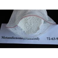 China Pharmaceutical Raw Materials Dianabol Anabolic Body Building Steroids Metandienone wholesale