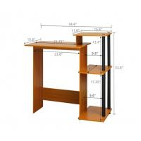 China Durable Modern Wooden Computer Desk , Home Wood Computer Table DX-8902 wholesale