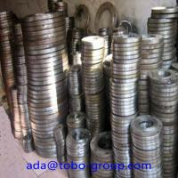 China Industrial UNS 2201 S32750 / S32760 Long Weld Neck Flange 1/2- 48 on sale