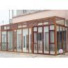China Varies Color Aluminum Casement Windows And Doors European Standard 6063 T5/T6 wholesale