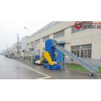 China 1000kg/H Plastic Film Washing Line High Efficiency 189KW SKD-II D2 Blade on sale