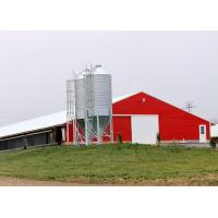 China Pre Built Commercial Steel Structure Poultry House Chicken Rearing Structures wholesale