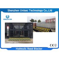 Buy cheap Uniqscan Automatic Hydraulic Road Blocker with CE ISO Certificate from wholesalers