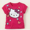 China Girl Short Sleeve T-Shirt wholesale