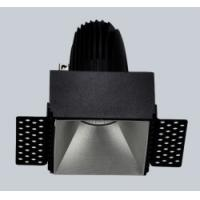 China Warm White Trimless LED Recessed Lighting , IP20 Square Trimless Recessed Lighting on sale