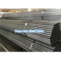 China Erw Carbon / Alloy Welded Steel Pipe Round Shape For Mechanical Engineering wholesale
