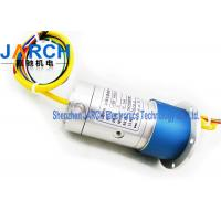China 1000rpm M5 Connections Hybrid Slip Rings For Rotary Table / Industrial Machinery wholesale
