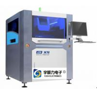 China Intelligent Automatic Solder Paste Printer With Windows XP Operating System wholesale