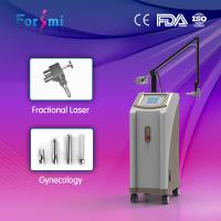 China Fractional CO2 Laser Beauty Machines best way to resurface skin stretch marks for sale wholesale