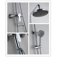 China Rotating Wall Mounted Shower Mixer Taps Two hole FOR hand shower wholesale