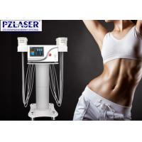 China Smooth Fatigue 4d Lipo Laser Slimming Machine For Weight Loss Physical Therapy wholesale
