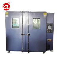 China Walk - In Constant Temperature And Humidity Test Chamber With Touch - Screen wholesale