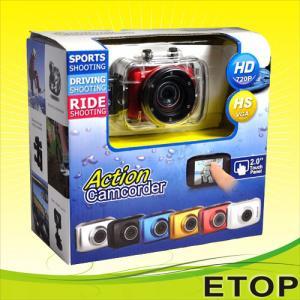 China F5 waterproof touch screen car black box wholesale