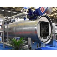China Food Sterilization Equipment For Flexible Packaging Full Automatic Rotary System wholesale