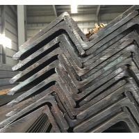 Buy cheap Unequal Steel Angle Bar ISO 9001 Standard For Transmisson Towers from wholesalers