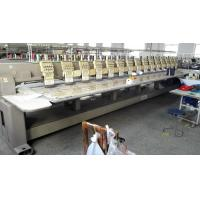 China High Performance Used SWF Embroidery Machine 400 x 750mm Emb Area on sale