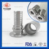 China Hydraulic Sanitary Hose Connector Fitting For Beverage Pharmacy Industry on sale