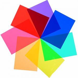 Buy cheap Поляризовыванный многократной цепью пурпур фильма красный голубой для пользы ТВ from wholesalers