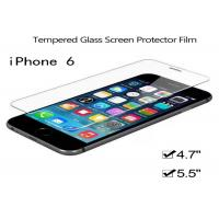 99% Transperancy High Clear Tempered Glass Screen Protectors Film For Iphone 6