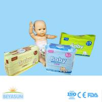 OEM Baby diaper from diaper manufactoring by our own diaper machine