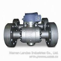 China Trunnion Mounted Ball Valves wholesale
