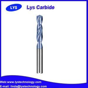 China Solid Carbide twist drill bit wholesale