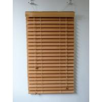 China Window Horizontal Wooden Window Shutters Manual For Security wholesale