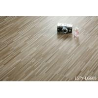 China Indoor Wood Plastic Vinyl Click System Flooring For Residential wholesale