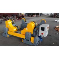 China 1.5 KW Heavy Duty Automatic Pipe Welding Rollers / Welding Turning Rolls wholesale