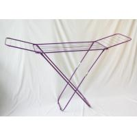 China 20M Internal Wire Metal Clothes Drying Rack Cloth Dryer Stand Foldable wholesale